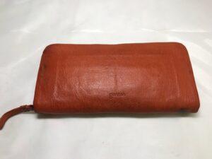 [GENTEN] 財布の染め直し