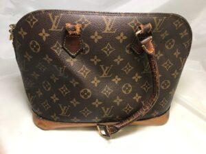 [Louis Vuitton] バッグ修理