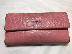 [CHANEL] 長財布の全体補修