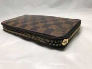 [Louis Vuitton] ダミエ財布の修理